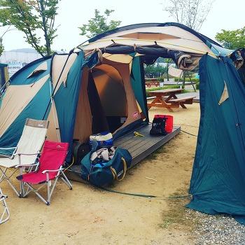 부천 여월농업공원캠핑장