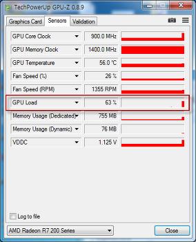 그래픽카드 GPU 64%점유 말웨어