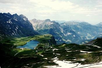 [스위스 여행지 추천] - 트륍제 호수
