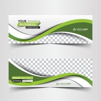 깔끔한 배너디자인/심플한 웹배너디자인/배너 디자인 샘플