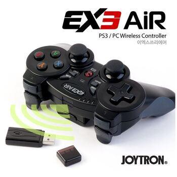 게임패드 조이트론 EX3 AIR 리뷰