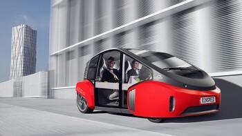 자율주행 전기차 린스피드 오아시스 컨셉트