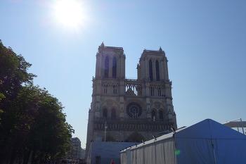 [Paris 2013] 결혼5주년 파리 여행기 - 6일차 (노틀담, 봉마쉐) 그리고 귀국 -