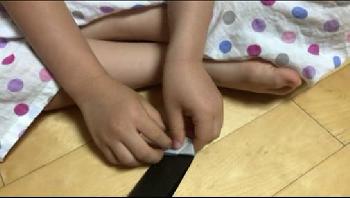 미니카 종이접기 - 싸이어미니카