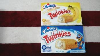 미국 국민간식 트윙키(Twinkies) 먹어보자! ② - 바나나맛