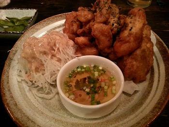 [부산 덕천동]똑쉐프의 35번째 맛집!!!긴타로!!!문어 가라아게