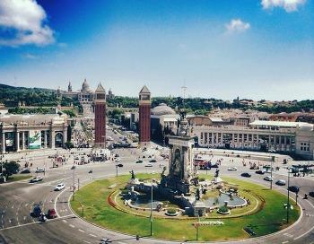 여행중의 기록. 스페인과 사랑에 빠지다.