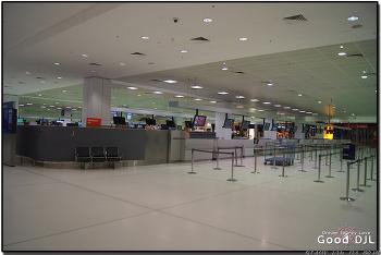 호주 / 시드니 공항에서 노숙하기.