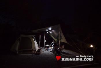 캠핑#17 - 태안 학암포오토캠핑장