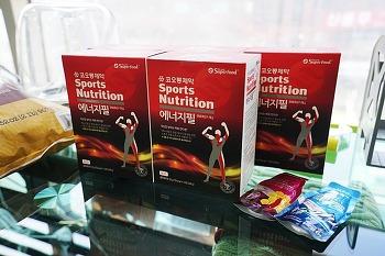 코오롱 에너지필,  섭취요령과 주의사항