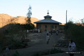 Ethiopia. Mekele - Gashena 오는길 (2012.02.20)