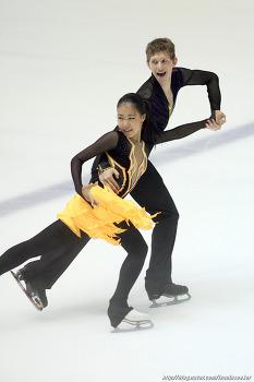 김레베카 / 키릴 미노프 한국 아이스 댄스 사상 최초로 그랑프리 출전예정