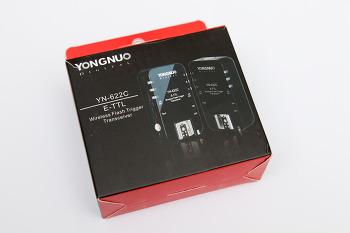 저렴한 무선동조기 YONGNUO YN-622C