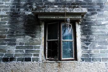 오래된 창문