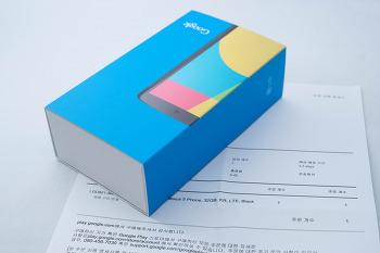 구글 넥서스5, Google Nexus5