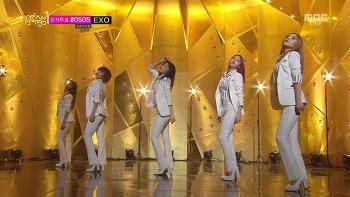 130907 둘 중에 하나(Runaway) _ 숙녀가 못 돼(Damaged Lady) (MBC 쇼! 음악중심) Comeback Special / KARA