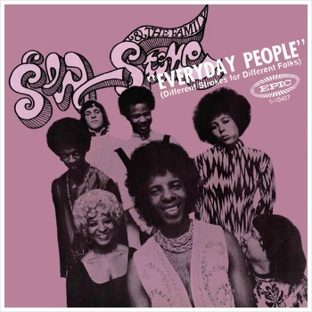 Everyday People - Sly & The Family Stone / 1968