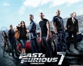 Fast And Furious 7편 개봉박두, (분노의 질주)시리즈 보는 순서