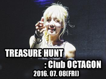 2016. 07. 08 (FRI) TREASURE HUNT @ OCTAGON