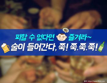 [연말연시 술을 부르는 음식] 피할 수 없다면 즐겨라~ 술이 들어간다, 쭉! 쭉.쭉.쭉!