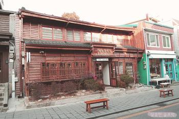 인천 차이나타운 , 개항누리길 예쁜 카페 관동오리진 :)