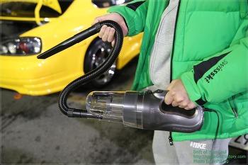 [리뷰]셀프세차의 필수품 차량용 진공 청소기! 훠링 프로 싸이클론 핸디형 청소기