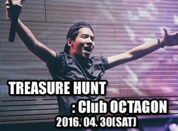 2016. 04. 30 (SAT) TREASURE HUNT @ OCTAGON