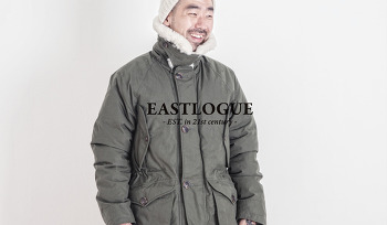 EASTLOGUE 2013 F/W Lookbook