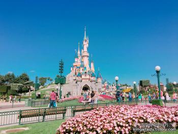 [프랑스/영국] 유럽여행 6일차: 파리 디즈니랜드 어트랙션 추천