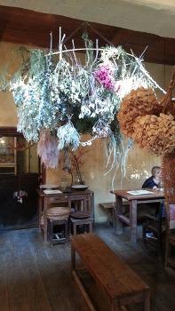 동갑내기 친구와 함께한 오키나와 자연속 카페