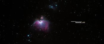 오리온성운 Orion nebula
