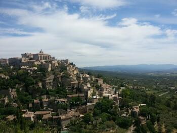 [프랑스] 프로방스의 아름다운 마을, 고르드(Gordes)