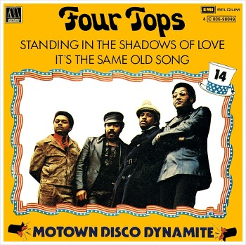Standing In The Shadows Of Love - Four Tops / 1966