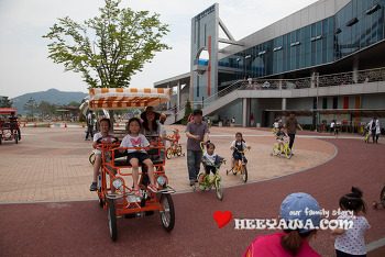 캠핑#12 - 상주 우산캠핑장과 자전거박물관