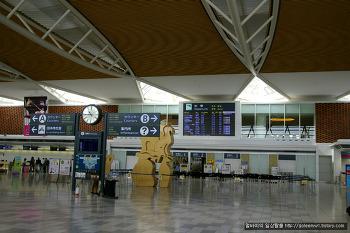 신치토세공항에서 인천공항으로(마무리)