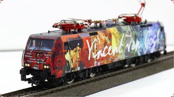 Marklin 39864 Electric locomotive ES 64 F4-206