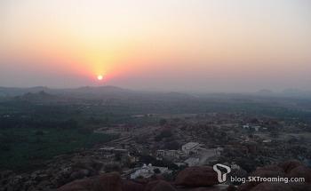 [인도 여행] '세상에 존재할 수 없는 풍경'이라 부르는 곳, 인도 함피(Hampi)