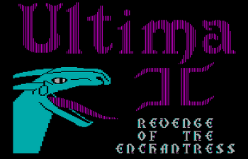 Ultima ][ 클리어