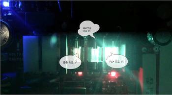 캐비닛-현장에서 오결선 및 작업자 부주의로 PL+ 쇼트시