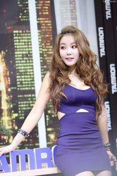 2014 서울국제사진영상기자재전 이다희