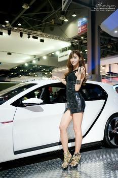 2015 서울모터쇼 이유은
