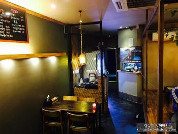 [경산 사동 맛집 술집] 사동항 : 울릉도 문어 숙회, 새우 튀김