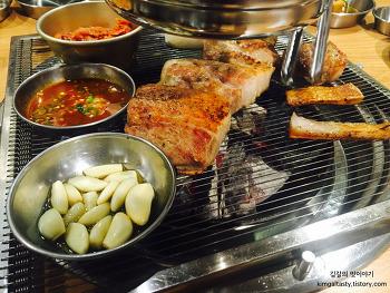 [대구 수성구 신매 맛집] 감성돼지 : 삼겹살, 목살