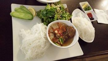 [+84] 분짜가 정말 맛있었던 인사동 베트남 음식점 플러스 84!