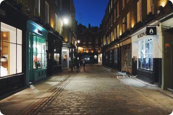 # 런던여행 18일, 걷고 쇼핑하고!