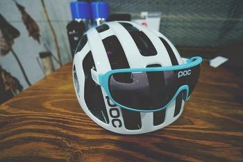 자전거 헬멧 추천 - 가장 가볍고 이쁜 POC Octal 옥탈 레이스데이