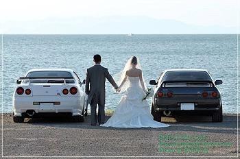 우리는 이들을 자동차 매니아라 부른다.