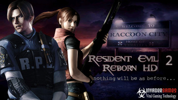 [공개게임] 바이오 하자드 2 리본 HD - Resident Evil 2 Reborn HD Version Alpha