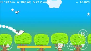 비행기게임 추천 - 날아라!종이 종이비행기 게임 동영상