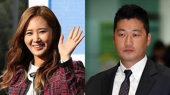 소녀시대 유리·오승환, 공개 열애 '6개월만'에 결별